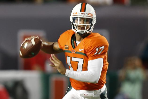 Miami vs. Florida: 5 Best Ways for Stephen Morris to Exploit Gators' Defense