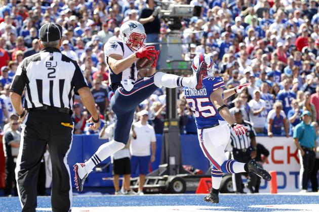 Patriots vs. Bills: Takeaways from New England's 23-21 Win over Buffalo