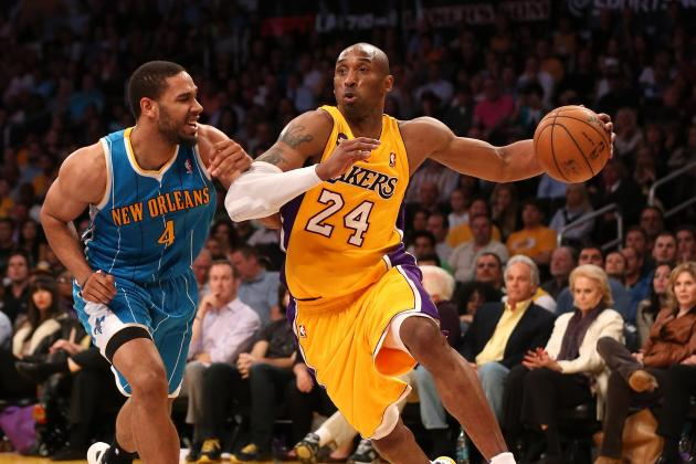 Pre-Training Camp Player Power Rankings for LA Lakers
