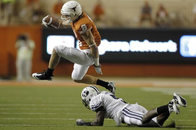 Texas Longhorns vs. BYU Cougars: Complete Game Preview