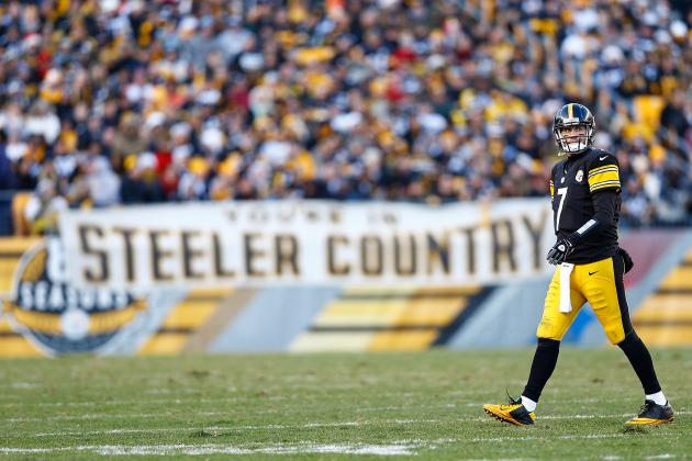 6 Games Pittsburgh Steelers Must Win to Notch a Playoff Spot in 2013-14