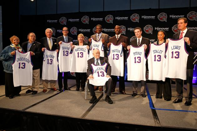 Everything You Need to Know About 2013 Basketball Hall of Fame Class