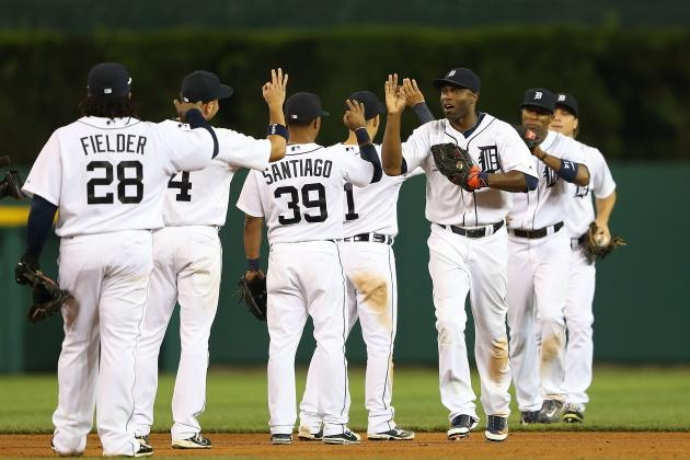 Detroit Tigers: Grades for Every Starter in August