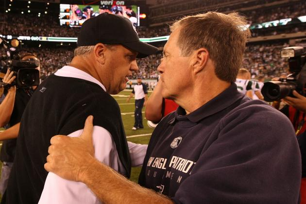 The 10 Best Moments of the Jets-Pats Rivalry