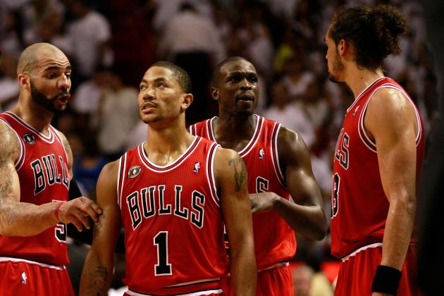 Pre-Training Camp Player Power Rankings for the Chicago Bulls