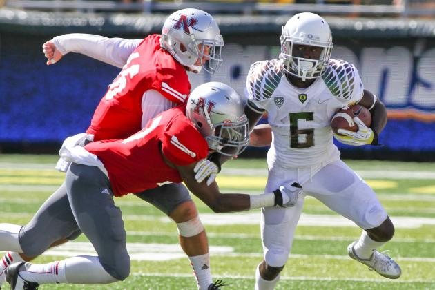 Oregon Football: Grading Every New Starter's Week 1 Performance