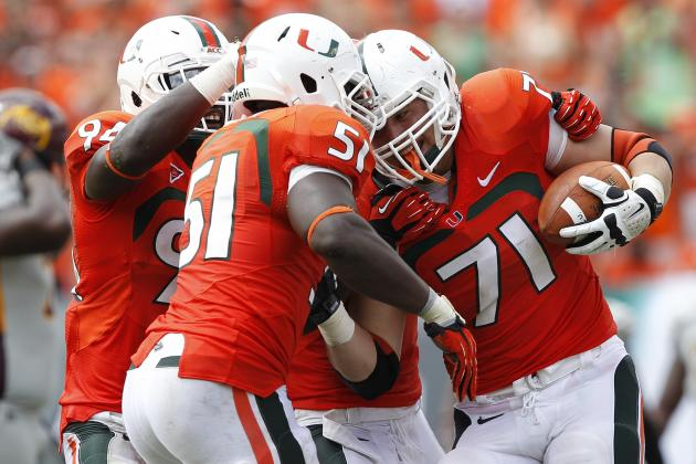 Miami Hurricanes vs. Florida Gators Complete Game Preview
