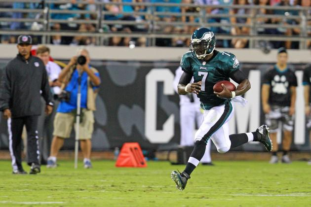 Full Week 1 Stat Predictions for Philadelphia Eagles' Offense
