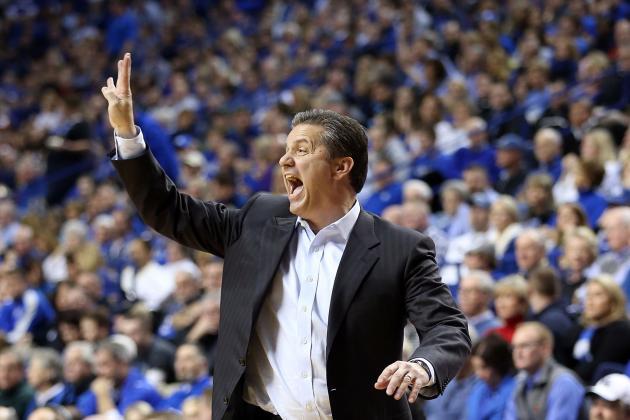 Kentucky Basketball: 5 Biggest Questions About Wildcats' 2014 Recruiting Plans