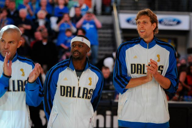 Ranking the Top 25 Players in Dallas Mavericks History