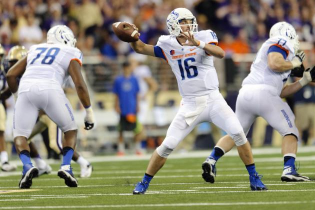 Boise State Broncos vs. Tennessee-Martin Complete Game Preview