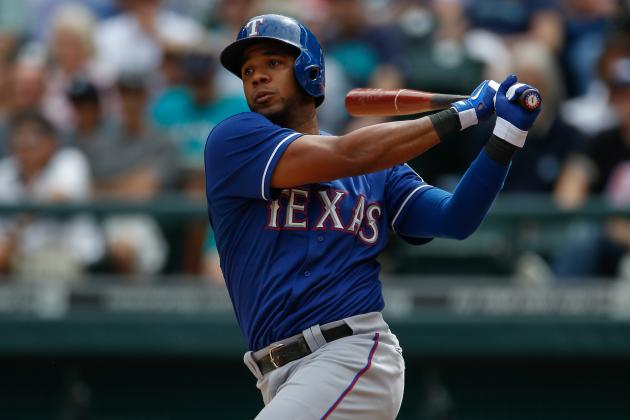 Grading Every Texas Rangers Player for the Month of August