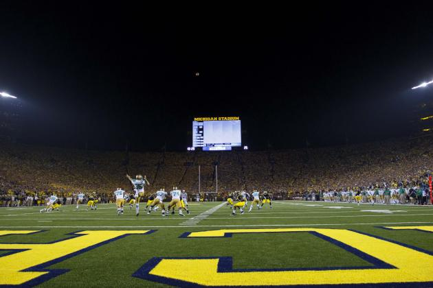 Michigan Wolverines vs. Notre Dame Fighting Irish: Complete Game Preview