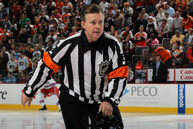 Ranking the 10 Most Controversial Calls in NHL History