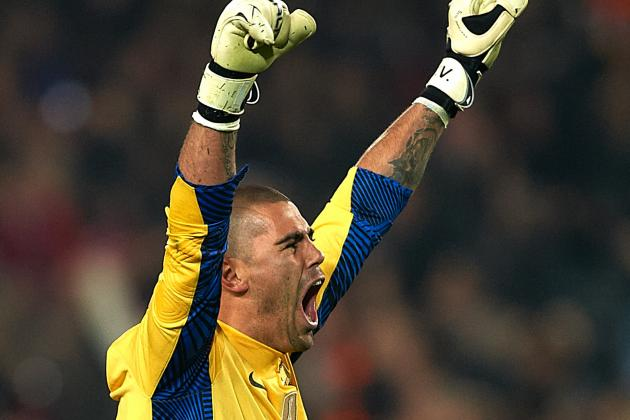 5 Reasons Why Barcelona Should Be Happy About Keeping Victor Valdes