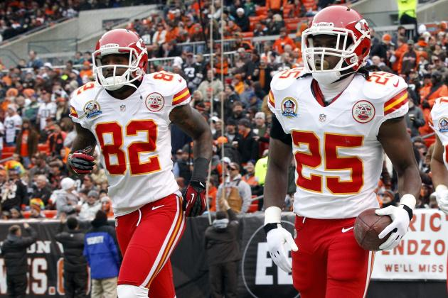Full Week 1 Stat Predictions for Kansas City's Offense