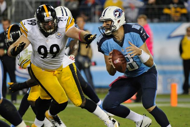 Titans vs. Steelers: Breaking Down Pittsburgh's Game Plan