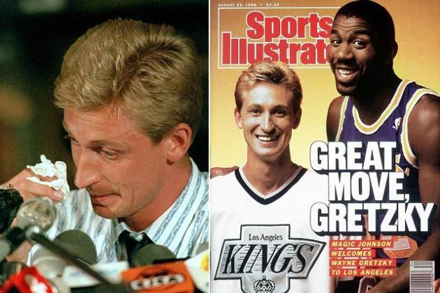 What's Worked and What Hasn't in the Post-Gretzky NHL Expansion