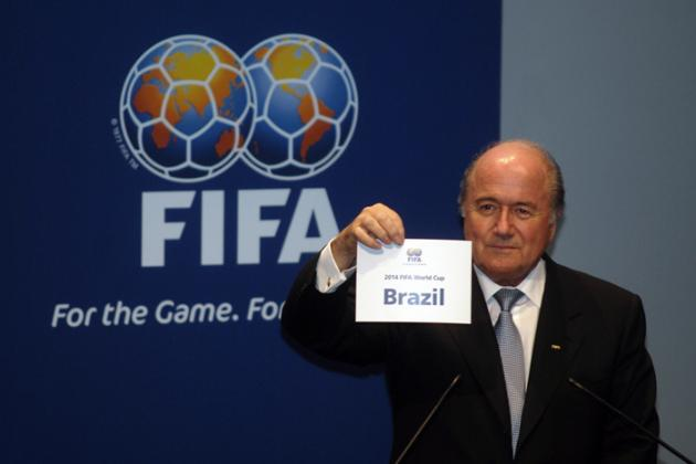 The 5 Least Likely Scandals at World Cup 2014