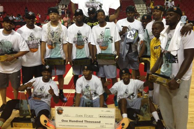 Highlights and Takeaways from And1 Remix Tour's Winner-Take-All Tourney