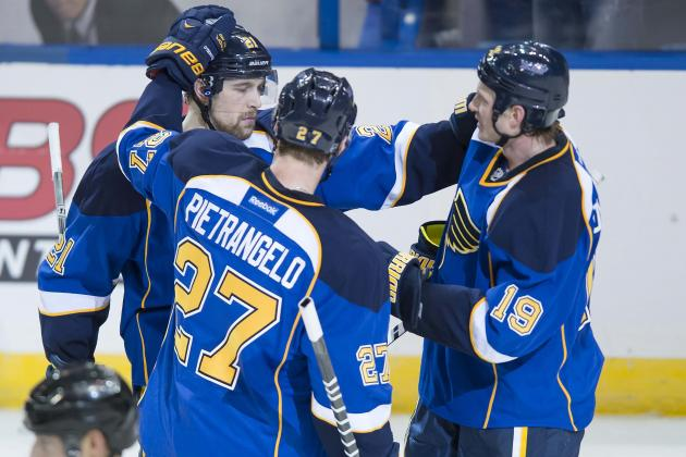 Reasons Why St. Louis Blues Will Win the Central Division