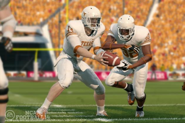 College Football 2013 Week 2 Simulation