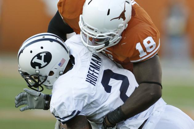 BYU Cougars vs. Texas Longhorns Complete Game Preview