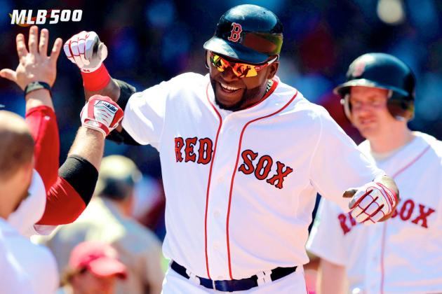 B/R MLB 500: Top 10 Designated Hitters
