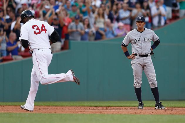 How Huge Yankees-Red Sox Series Will Impact the Rest of Their Seasons
