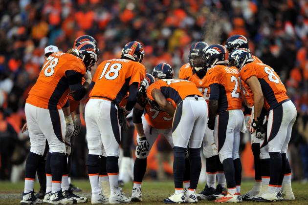 Biggest Questions Facing Denver Broncos in Week 1 Contest with Baltimore Ravens