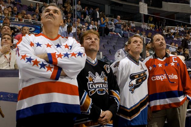 Ranking the 5 Greatest Captains in Washington Capitals History