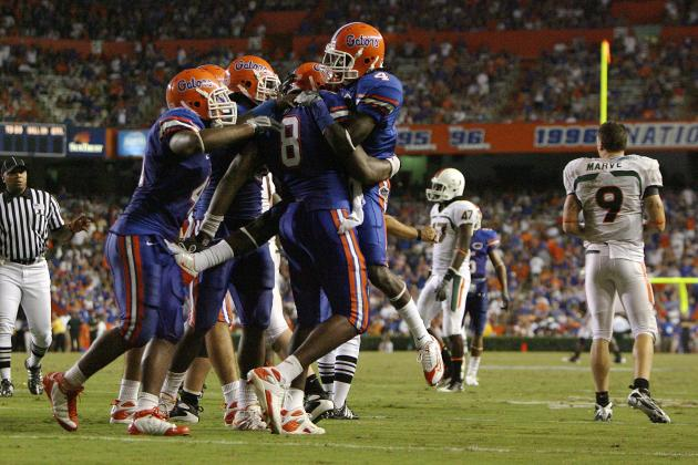 Florida vs. Miami: Gator Defense's 4 Keys to Slowing Down the Hot Canes' Offense
