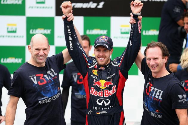 5 Areas in Which Red Bull Could Actually Improve in 2014