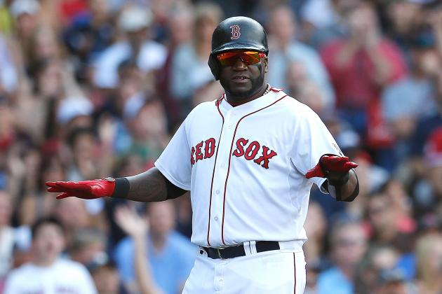 Where David Ortiz Ranks Among Greatest All-Time Red Sox Hitters