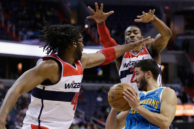 Pre-Training Camp Player Power Rankings for Washington Wizards