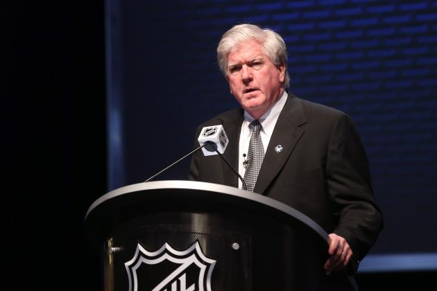 Prioritizing Brian Burke's To-Do List After Hiring by Calgary Flames