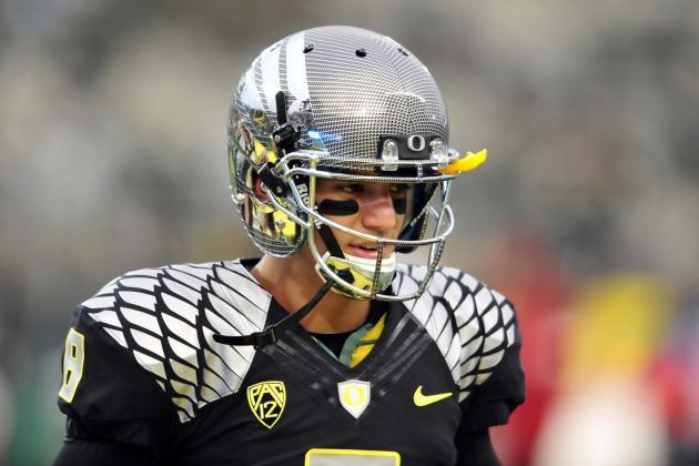 College Football Week 2 Picks: Oregon Ducks vs. Virginia Cavaliers