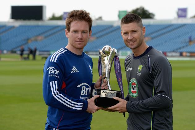 Setting the Odds for England vs. Australia ODI Series