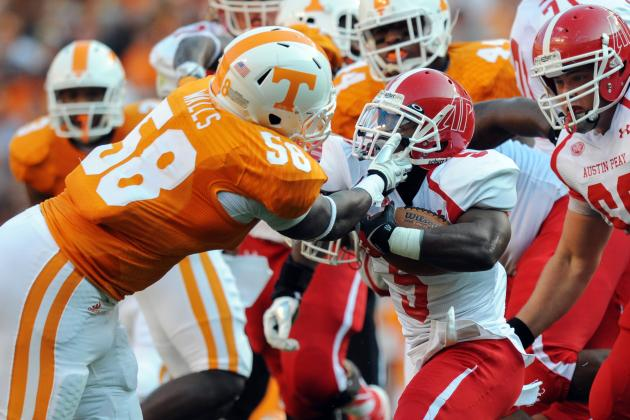 Tennessee Football: 5 Things Volunteers Need to Improve on in Week 2