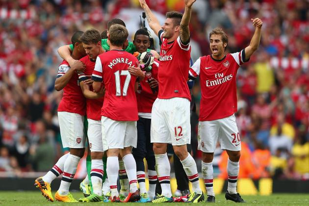 20 Reasons to Believe Arsenal Are on the Right Track