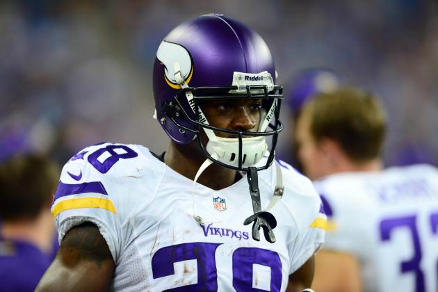 Madden NFL 25 Unlockable Players: Adrian Peterson