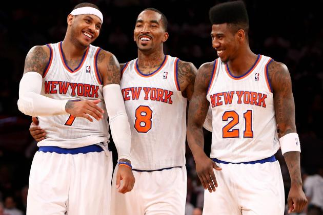 10 Things Every Fan Needs to Know About NY Knicks for 2013-14 Season