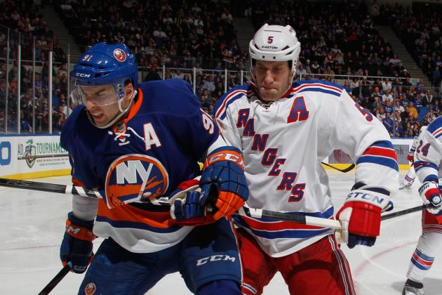 Building the All-New York Hockey Team Entering the 2013-14 NHL Season