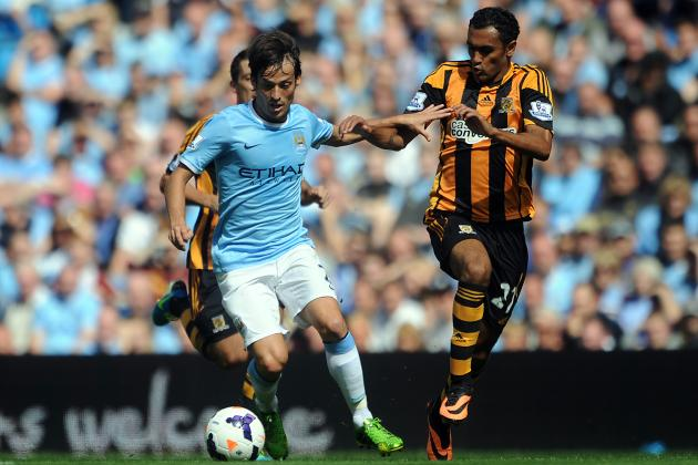 5 Reasons Why David Silva Is Thriving Again at Manchester City Under Pellegrini