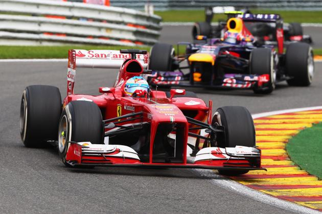 Italian Grand Prix 2013: 5 Key Storylines to Watch at Monza