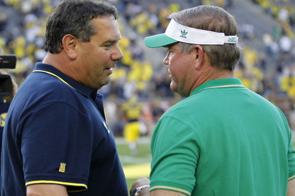Notre Dame vs. Michigan: Whose 2014 Recruiting Class Is Better Right Now?