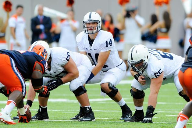 Comparing Penn State's Christian Hackenberg to Past Freshman Phenom QBs