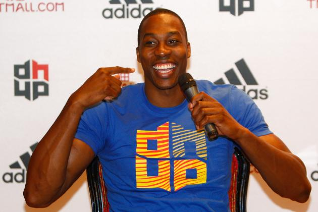 Potential Stretch 4 Trade Targets for Rockets to Pair with Dwight Howard