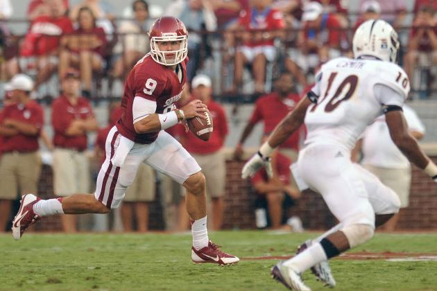 Oklahoma vs. West Virginia: 5 Reasons Trevor Knight Will Shred WVU's Defense