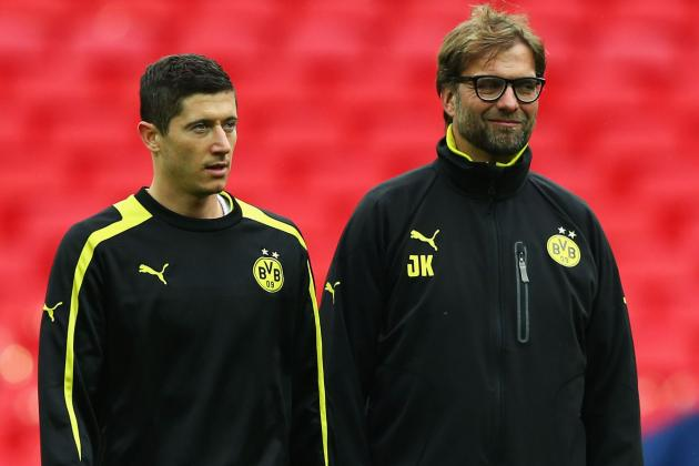 5 Reasons Robert Lewandowski Won't Be Sold by Borussia Dortmund in January